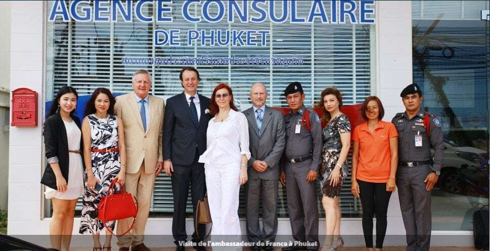 Agence consulaire Phuket